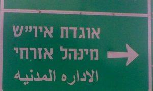 تقرير أمني إسرائيلي: الجنسية الإسرائيلية للفلسطينيين في نهاية المطاف