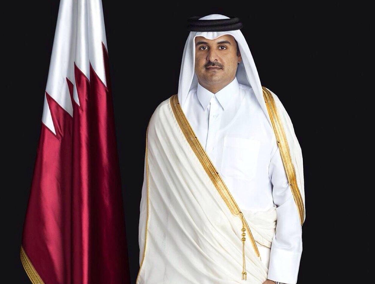 امير قطر تميم: يتهجم على دول الخليج العربي ويمتدح إيران وإسرائيل